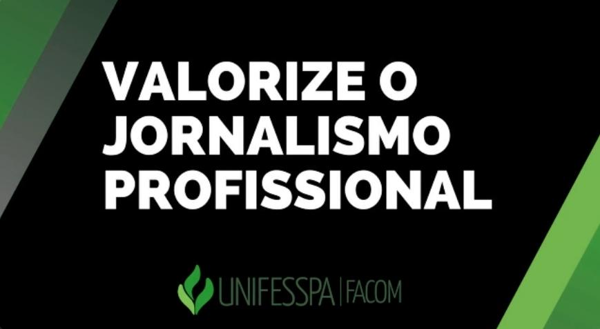 Campanha lembra importância do Jornalismo em tempos de difusão de notícias falsas